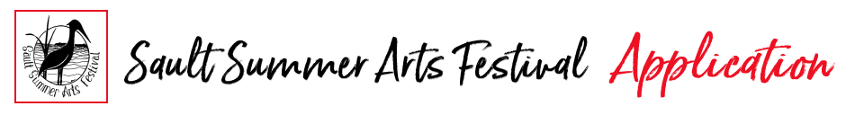 The application for the 2020 Sault Summer Arts Festival is now available!
